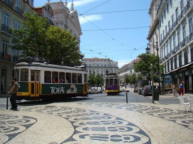 calçada portugaise