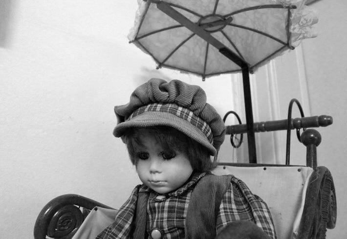 réparation poupées