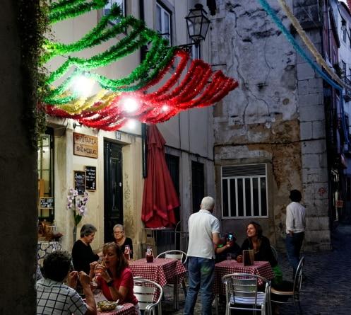 restaurant typique alfama