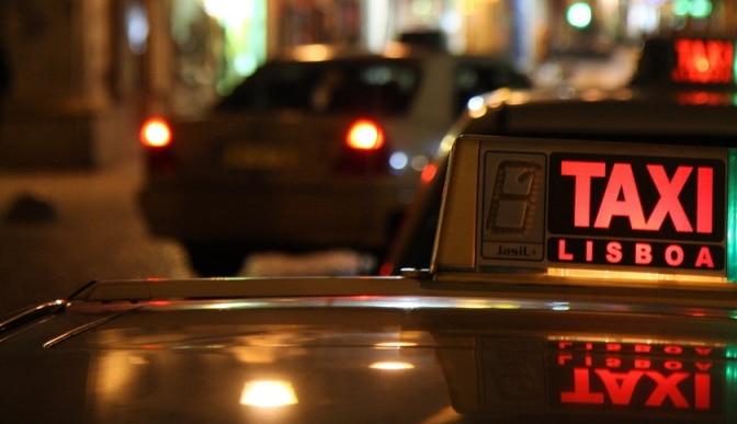 taxi aéroport lisbonne vers centre ville