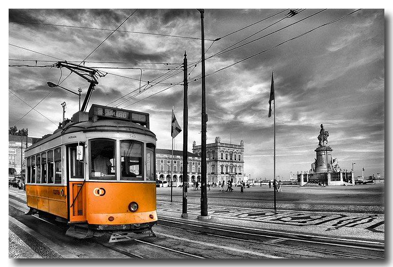 quel tramway prendre à lisbonne