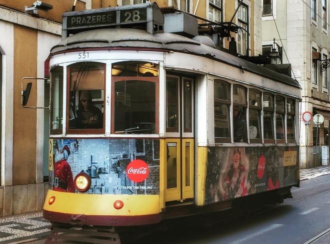 plan tramway 28 lisbonne