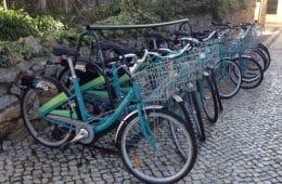 où louer des vélos gratuits à cascais