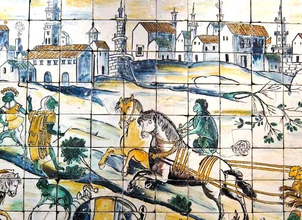 musee azulejo lisbonne