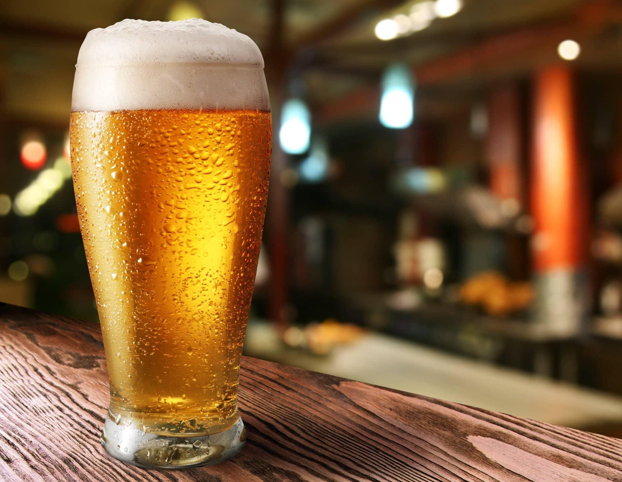 boire une biere moins chère à lisbonne