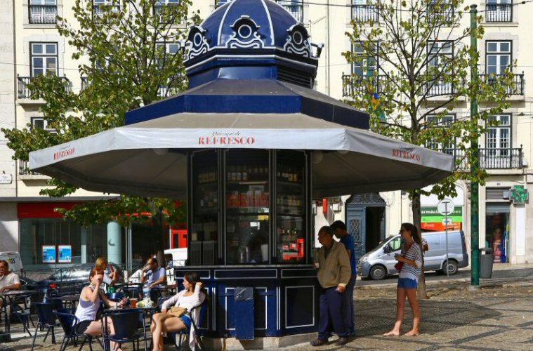 Kiosque Bar - Lisbonne.net
