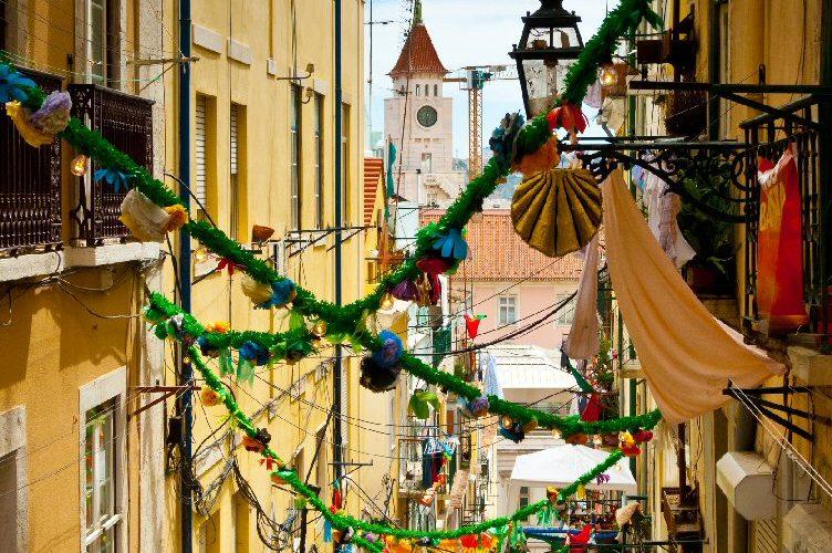 Les fêtes de Lisbonne - Lisbonne.net
