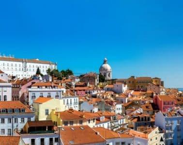 Belvédère Portas do Sol - Lisbonne.net