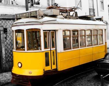 Tramway 28 - Lisbonne.net