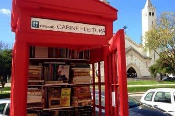 cabine de lecture lisbonne