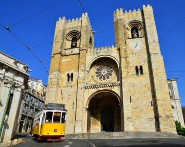 Cathédrale Lisbonne - Lisbonne.net