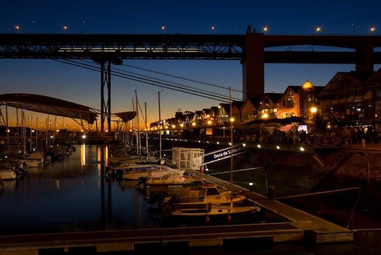 docks lisbonne