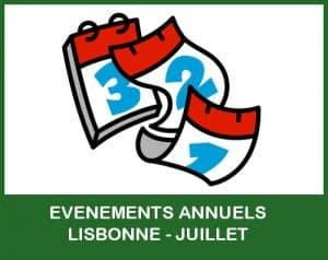 evenements annuels lisbonne juillet