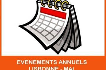 evenements annuels lisbonne mai