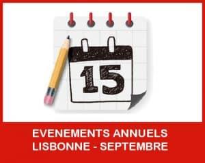 evenements annuels lisbonne septembre