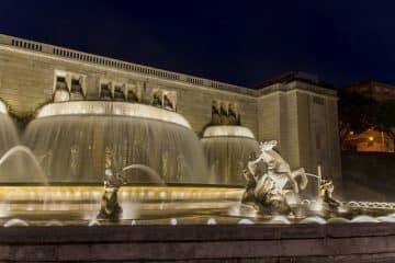 fontaine lumineuse lisbonne