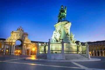 Place du Commerce - Lisbonne.net