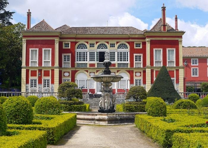 visiter les palais de lisbonne