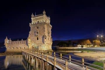 Tour de Belém - Lisbonne.net