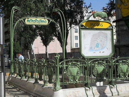 métro lisbonne