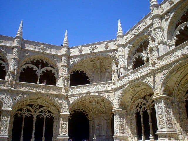 monastere hieronymites lisbonne belem