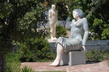 le parc des poètes à oeiras