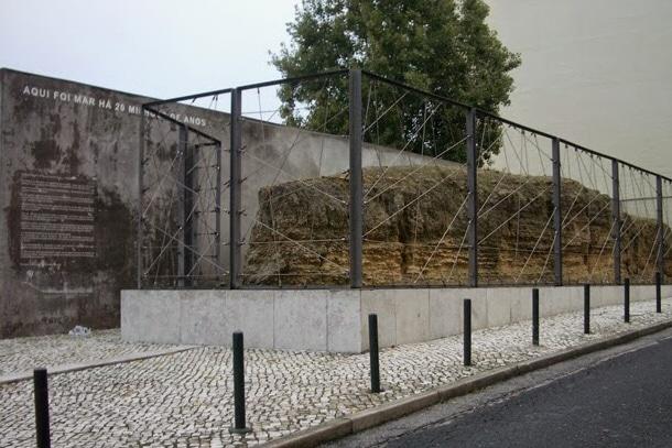 patrimoine geologique lisbonne
