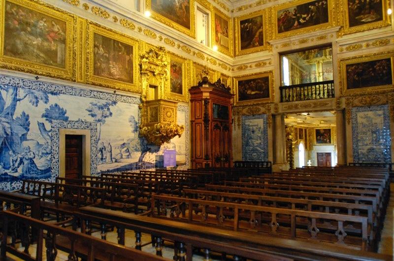 eglise musee azulejo lisbonne