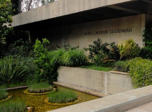 musée gulbenkian lisbonne