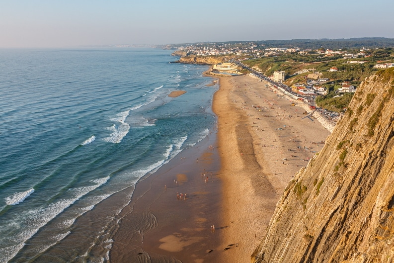 plages sintra