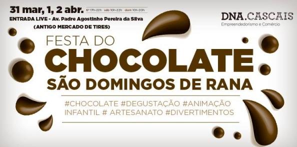festival du chocolat à cascais du 31 mars au 2 aavril 2017