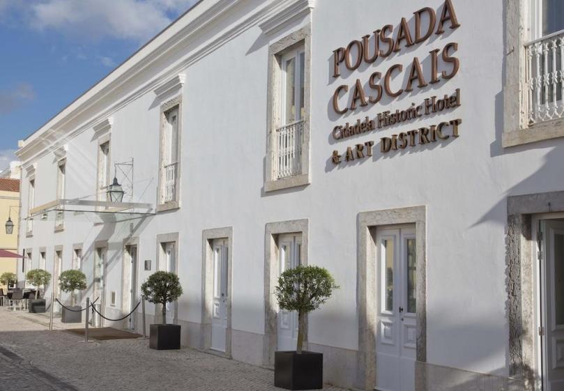 hôtel de luxe cascais