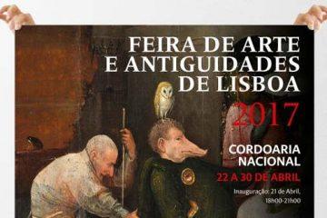 festival art antiquités lisbonne