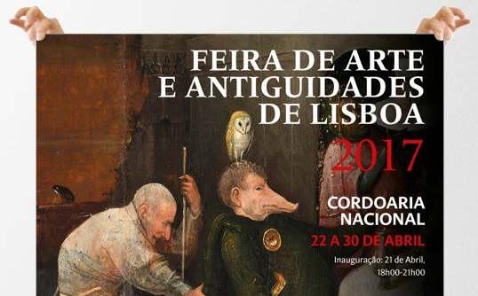 festival art antiquités lisbonne 2017
