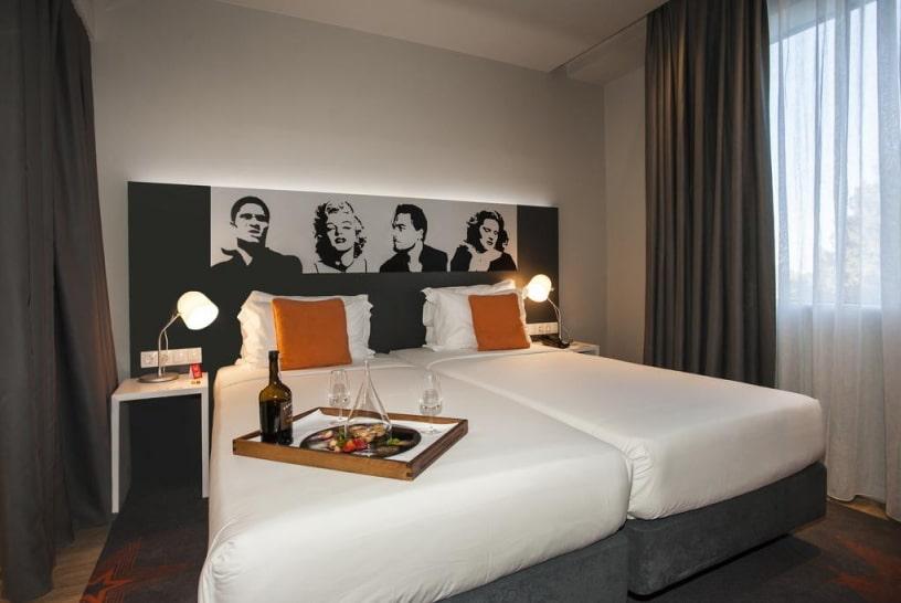 hotel proche aéroport lisbonne