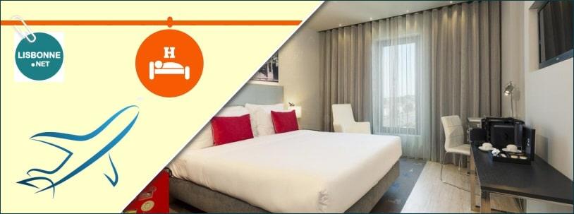 réserver un hôtel à l'aéroport de lisbonne