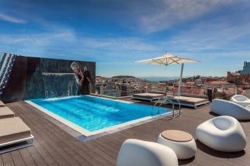 lisbonne hôtel avec piscine