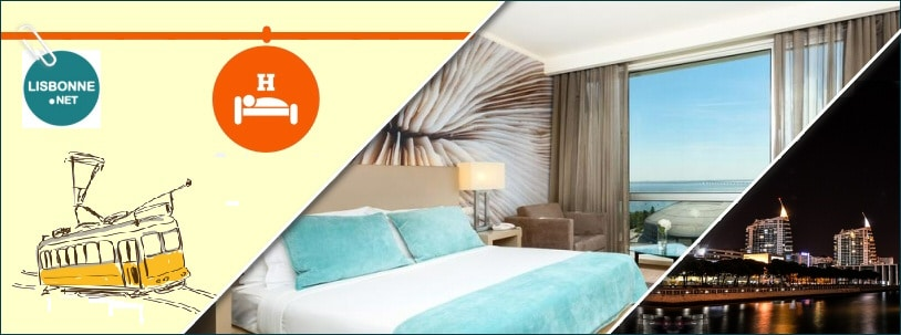 réserver un hôtel au parc des nations à lisbonne