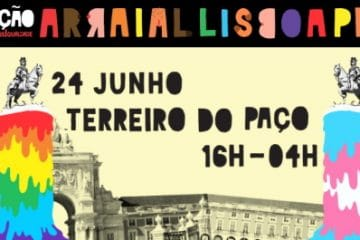 arraial pride lisbonne 2017