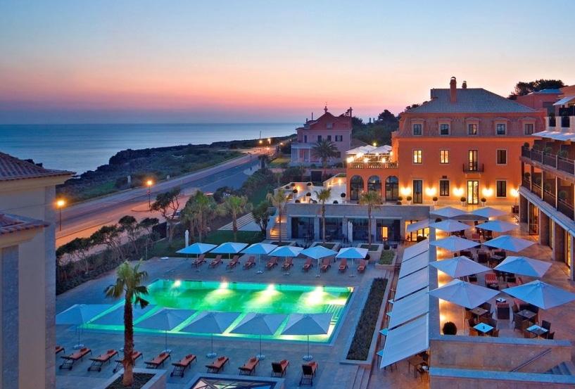 Les meilleurs h tels de lisbonne proximit de la plage for Hotels lisbonne