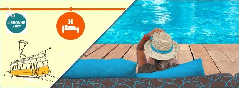 réserver un hôtel avec piscine à lisbonne