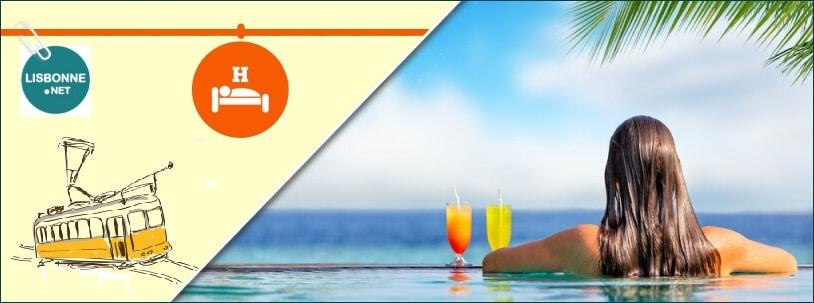 réserver un hôtel à lisbonne en bord de mer