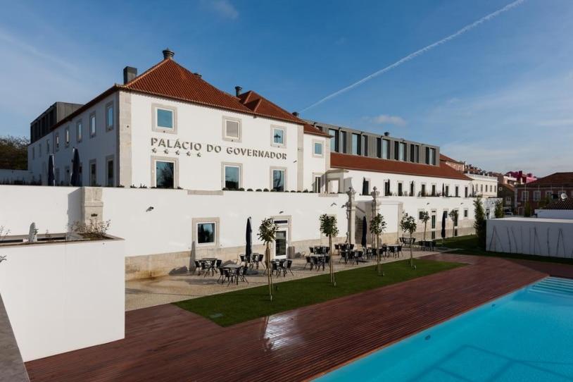 Hotel Lisbonne Centre Ville Avec Piscine