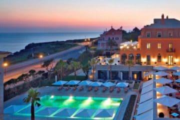 choisir un hôtel en bord de mer à lisbonne