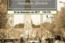 exposition voitures anciennes avenue de la liberté