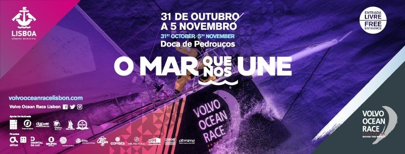 escale volvo ocean race 2017 à lisbonne