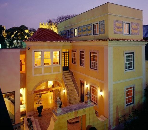 hotel de charme lisbonne solar do castelo