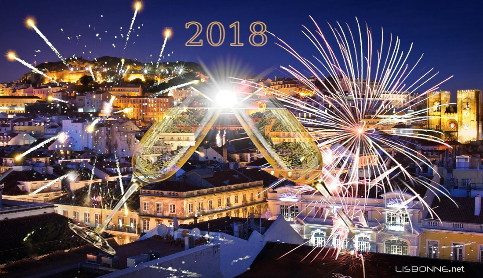 réveillon 2018 à lisbonne