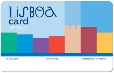 réserver la lisboa card pour visiter les monuments de lisbonne