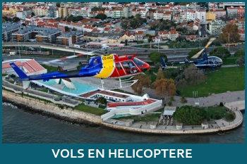 survoler lisbonne en hélicoptère